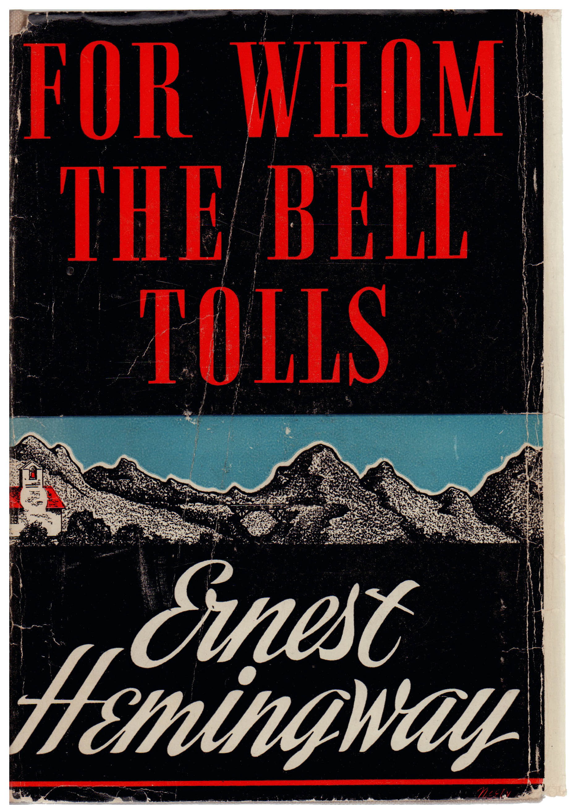 from whom the bell tolls ernest hemingway pdf