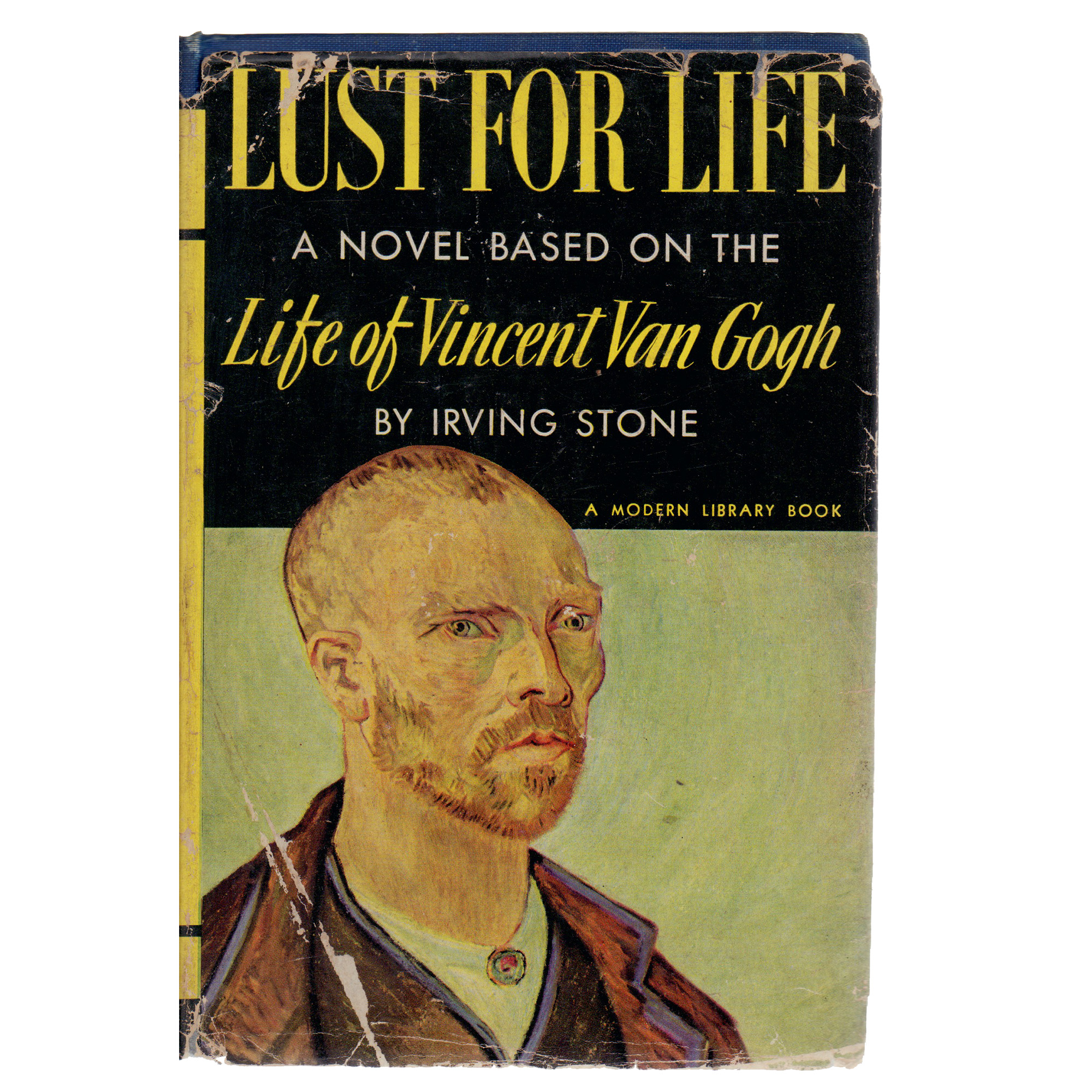 lust for life the novel of vincent van gogh by irving stone 1934